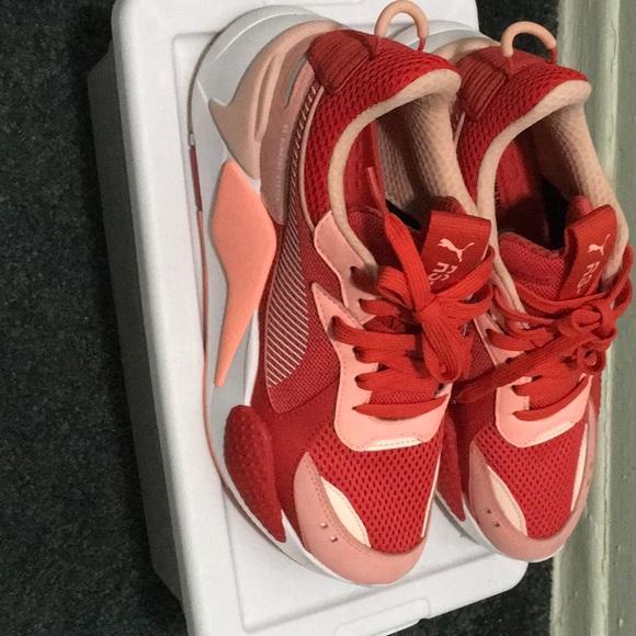 Puma Shoes | Puma Rs Xtoys Bright Peach